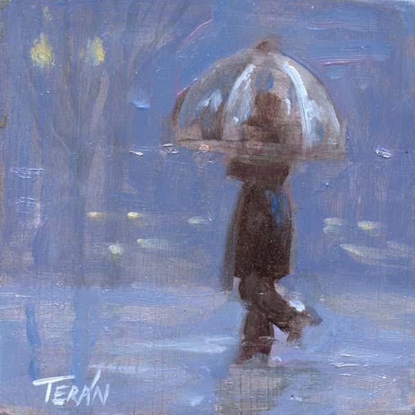 A Propósito de la lluvia